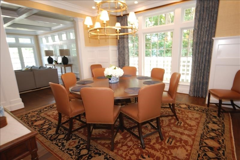 Dining Room- 101 Lake Dr