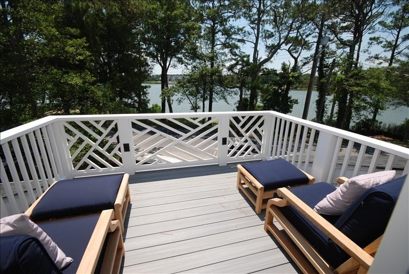 2nd Floor Owner Suite Deck- 101 Lake Dr