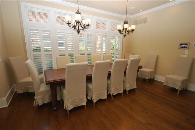 Dining Room - 705 King Charles St