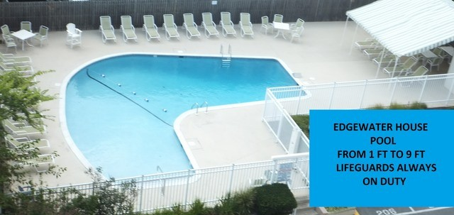 Community Swimming Pool - 2 Virginia Ave. #504