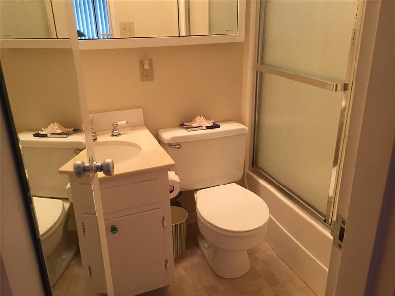 Bathroom - 8 Olive Ave #205