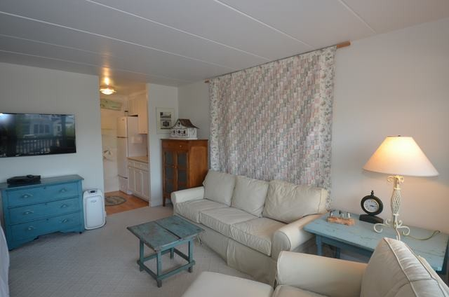 Living Area - Patrician Towers #207