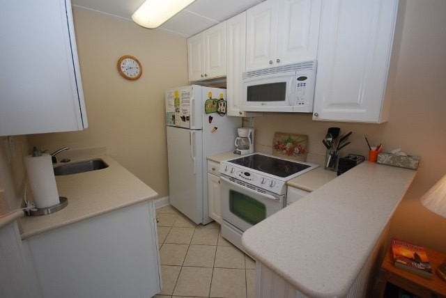 Kitchen - Patrician Towers #408
