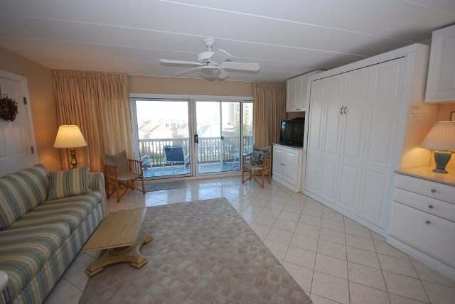 Living Area - Patrician Towers #408